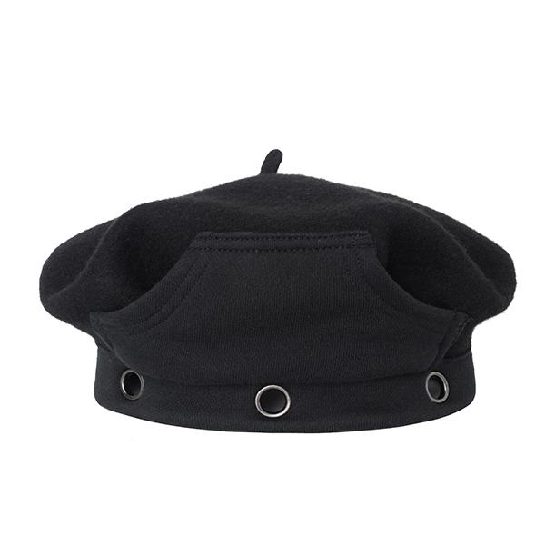 Kayla Beret High Hat