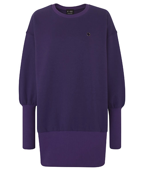 e=ny-Signature-Crew-Neck-Pullover-Sweatshirt-Dress